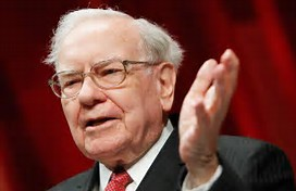 "Warren Buffet hails Vanguard founder ""a Hero"""